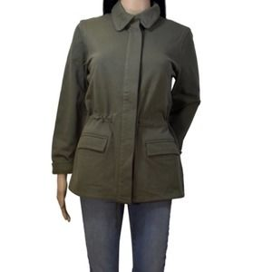 James Perse utility military jacket